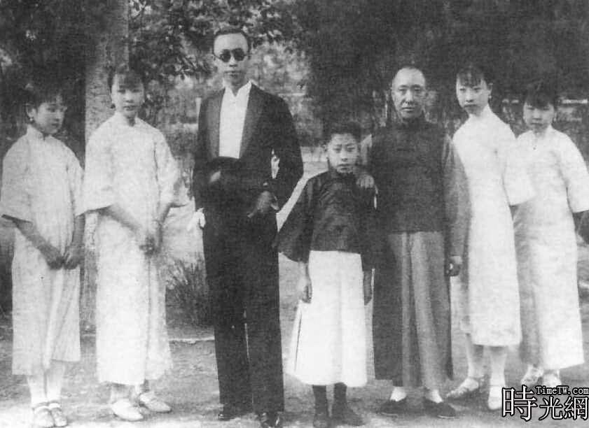 中國歷史最後一位皇帝溥儀真實性生活大揭秘