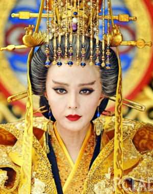 武則天——中國歷史上唯一的正統的女皇帝