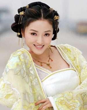 安康公主——唐太宗李世民第十四女