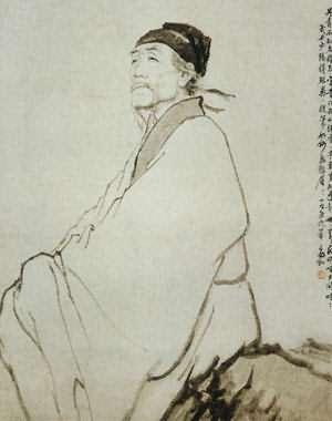 杜甫——與李白合稱「李杜」