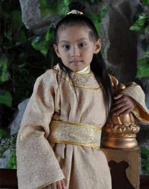 李素節——唐高宗李治第四子,母蕭淑妃