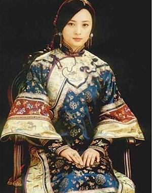 額爾德特·文繡——清朝末代皇帝溥儀的妃子