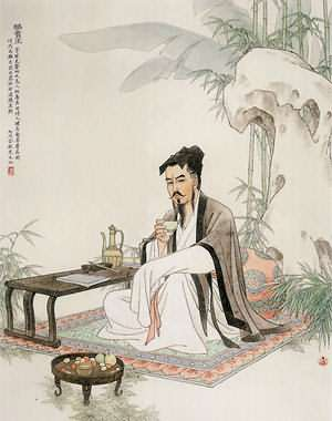 駱賓王——駱賓王起草了著名的《討武氏檄》