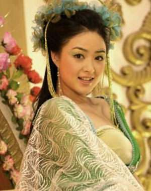 豫妃——乾隆帝的妃子,博爾濟吉特氏,塞桑根敦之女