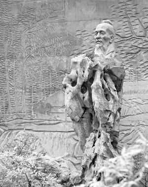 龔賢——明末清初著名畫家,金陵八大家之一
