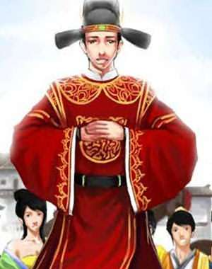 李祐——唐太宗第五子