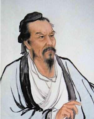 施耐庵——著有四大名著之一《水滸傳》