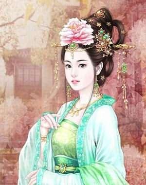 蕭國公主——唐肅宗的二女兒,唐朝和親公主