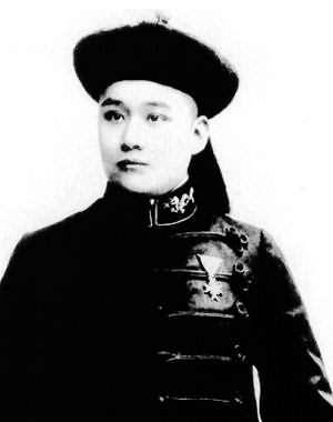 清朝鑲白旗漢軍副都統——馬武