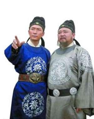 曾索——古典小說《水滸傳》中的人物