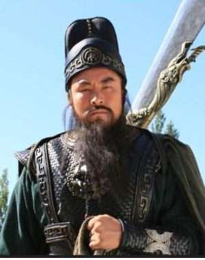 索超——馬軍八驃騎兼先鋒使之一