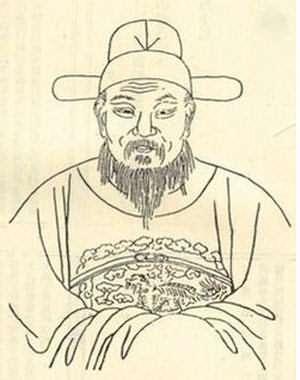 李夷簡——歷官山南節度,御史大夫,官至門下侍郎同平章事