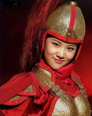 扈三娘——梁山第一女將