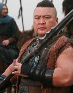 李忠——外號打虎將