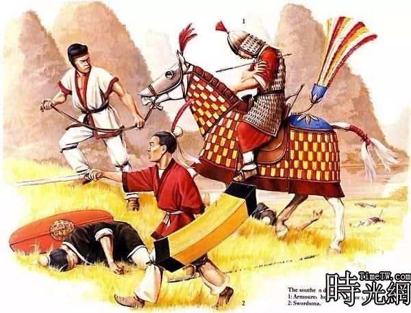 開創隋唐盛世的八柱國十二大將軍 那麼牛嗎?