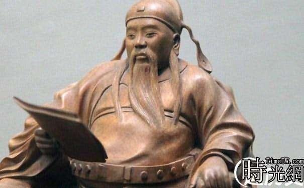 高力士雕像