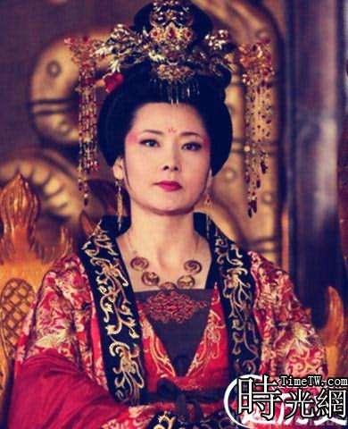 李顯皇后韋氏劇照