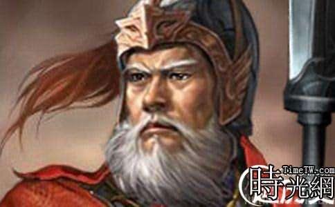殷開山的畫像