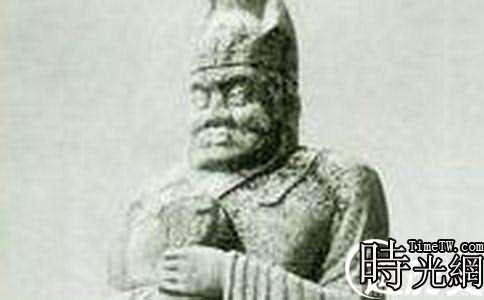 仇士良雕像