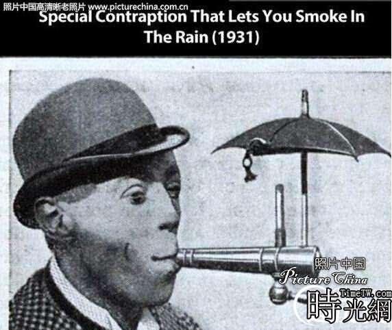 盤點上世紀一些腦洞大開、奇葩搞笑的發明,最後一個狂戳笑點