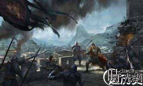 大唐慘烈的睢陽保衛戰 靠吃人肉堅守半年多城池