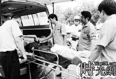 120救護車醫護人員