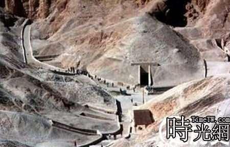 圖坦卡蒙墓穴