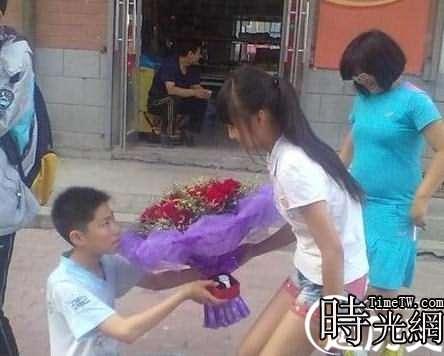 小學生戀愛