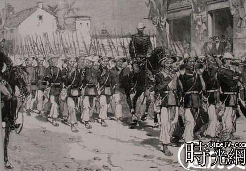 中法戰爭的歷史背景:法國試圖將越南納為殖民地