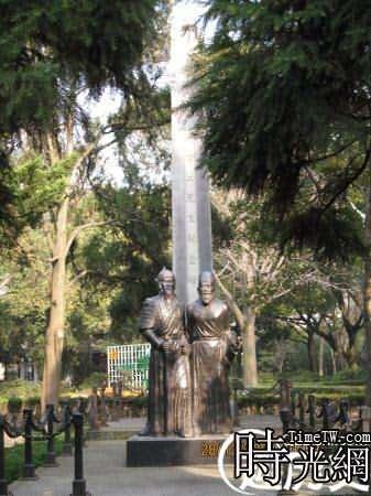 嘉定三屠的歷史遺跡:嘉定原址上有哪些紀念場所
